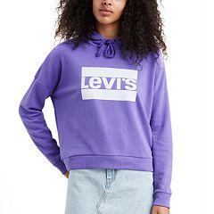 Women's Levi's® Graphic Track Hoodie