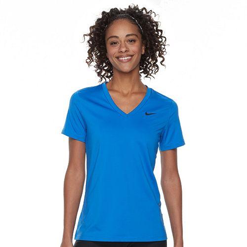 Women's Nike Training Short Sleeve Top