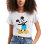 Women's Levi's Mickey Mouse Graphic Tee