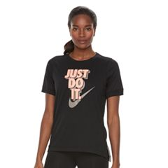 Women's Nike 'Just Do It' Graphic Tee