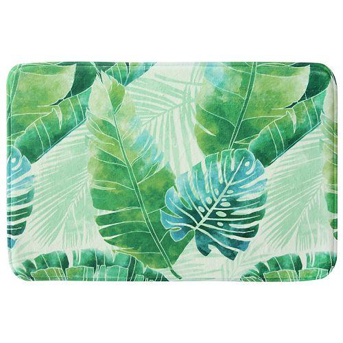 Bacova Guild Kauai Memory Foam Bath Mat