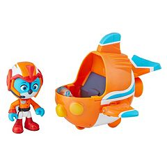 Hasbro Top Wing Swift figure and Vehicle