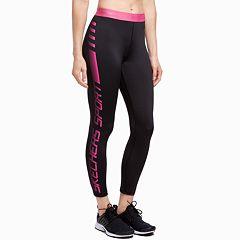 Women's Skechers Embossed Logo Ankle Leggings