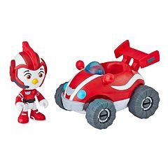Hasbro Top Wing Rod figure and Vehicle
