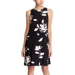 Women's Chaps Print Sheath Dress