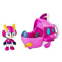 Hasbro Top Wing Penny figure and Vehicle