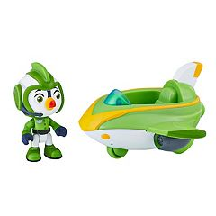 Hasbro Top Wing Brody Figure and Vehicle