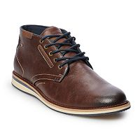 SONOMA Goods for Life Atkins Mens Chukka Boots Deals
