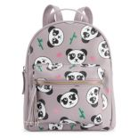OMG Accessories Glitter Panda Mini Backpack