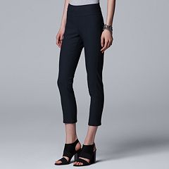 Women's Simply Vera Vera Wang Modern Pull-On Skinny Ankle Pants