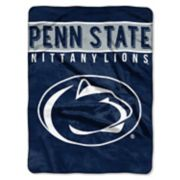 "Penn State Nittany Lions 60"" x 80"" Raschel Throw Blanket"