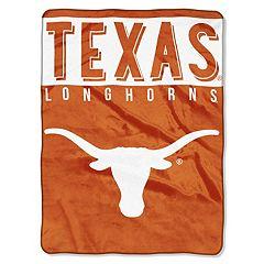 Texas Longhorns 60' x 80' Raschel Throw Blanket