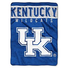 Kentucky Wildcats 60' x 80' Raschel Throw Blanket