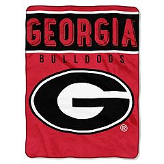 Georgia Bulldogs 60' x 80' Raschel Throw Blanket