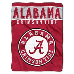 Alabama Crimson Tide 60' x 80' Raschel Throw Blanket