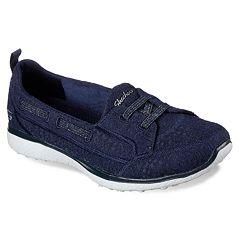 newest c3dfe 058ec Skechers Microburst Flat Gore Women s Shoes