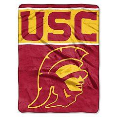 USC Trojans 60' x 80' Raschel Throw Blanket
