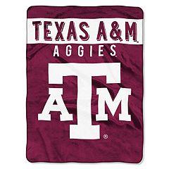 Texas A&M Aggies 60' x 80' Raschel Throw Blanket