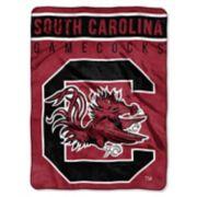 "South Carolina Gamecocks 60"" x 80"" Raschel Throw Blanket"