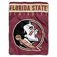 Florida State Seminoles 60' x 80' Raschel Throw Blanket