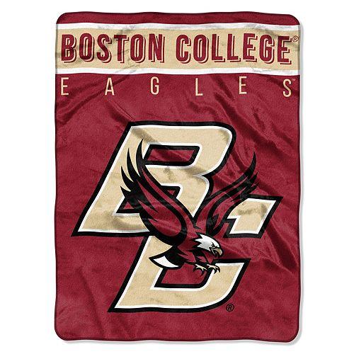 "Boston College Eagles 60"" x 80"" Raschel Throw Blanket"
