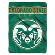 "Colorado State Rams 60"" x 80"" Raschel Throw Blanket"