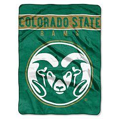 Colorado State Rams 60' x 80' Raschel Throw Blanket