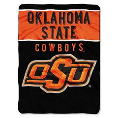 Oklahoma State Cowboys 60' x 80' Raschel Throw Blanket
