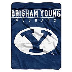 BYU Cougars 60' x 80' Raschel Throw Blanket