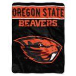 "Oregon State Beavers 60"" x 80"" Raschel Throw Blanket"