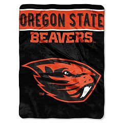 Oregon State Beavers 60' x 80' Raschel Throw Blanket