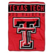"Texas Tech Red Raiders 60"" x 80"" Raschel Throw Blanket"