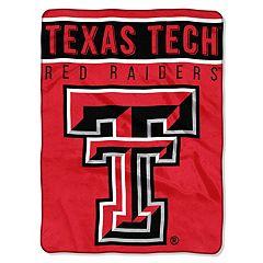 Texas Tech Red Raiders 60' x 80' Raschel Throw Blanket
