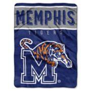 """Memphis Tigers 60"""" x 80"""" Raschel Throw Blanket"""