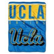 """UCLA Bruins 60"""" x 80"""" Raschel Throw Blanket"""