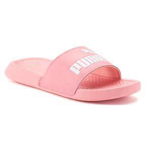 PUMA Popcat Women's Lifestyle ... Slide Sandals 84kTqIfVdO