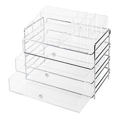 Richards Clearly Chic 3-Drawer Deluxe Organizer