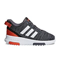 c63c0abda71 adidas NEO Cloudfoam Racer Toddler Boys  Sneakers. Black Red