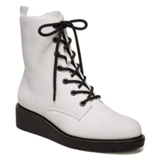 Dr. Scholl's Straight Up Women's Wedge Combat Boots