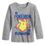 Boys 4-12 Jumping Beans® Pokemon Pikachu Graphic Tee
