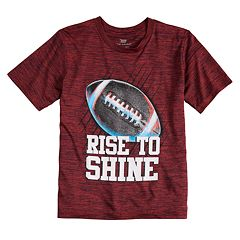 Boys 8-20 adidas 'Rise To Shine' Tee