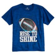 "Boys 8-20 adidas ""Rise To Shine"" Tee"