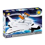 COBI Smithsonian Space Shuttle Discovery 310-Piece Construction Blocks Building Kit