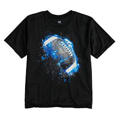 Boys 8-20 Tek Gear® Football Max Speed Tee