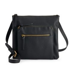 SONOMA Goods for Life™ Dina Cobblestone Crossbody