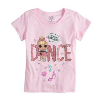 Girls 7-16 L.O.L. Surprise! Dolls Dance Graphic Tee