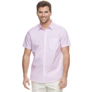 Men's Apt. 9® Premier Flex Slim-Fit Stretch Woven Button-Down Shirt