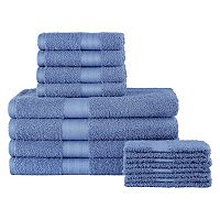 The Big One 12-piece Bath Towel Set