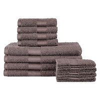 Deals on 2 The Big One 12-pc. Bath Towel Value Pack + $10 Kohls Cash
