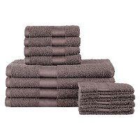 2 The Big One 12-pc. Bath Towel Value Pack + $10 Kohls Cash Deals